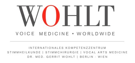 Doktor Gerrit Wohlt – Stimmchirurgie